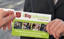 The Big Collection Salvation Army Telford