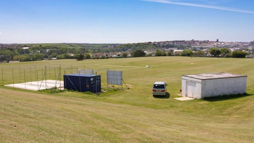 Newquay Cricket Club Funding