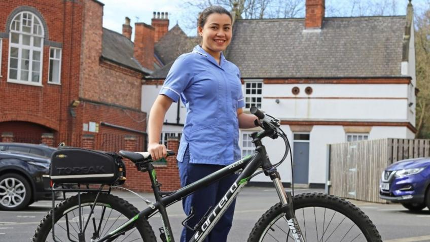 Emergency Bike Bank for NHS Staff and Key Workers