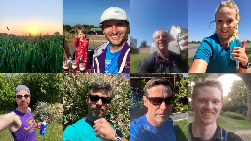 100 miles in 24 hours virtual team relay