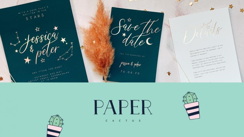 Paper Cactus: Help keep my small business alive!
