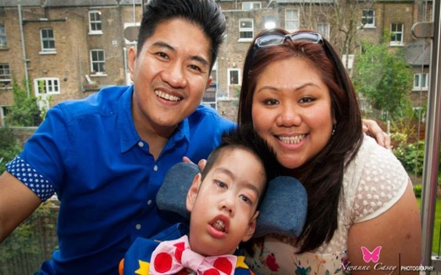 Help get Elijah an accessible car