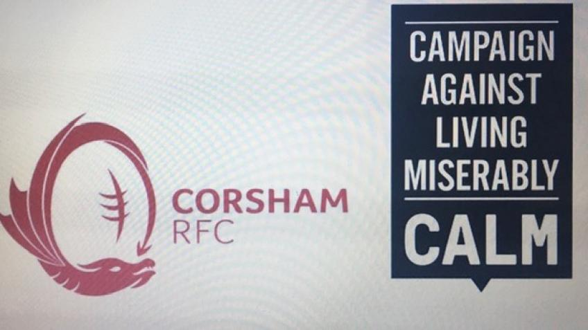 Corsham RFC & CALM - Fundraising Together