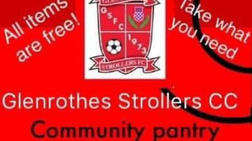 Glenrothes Strollers Community Pantry