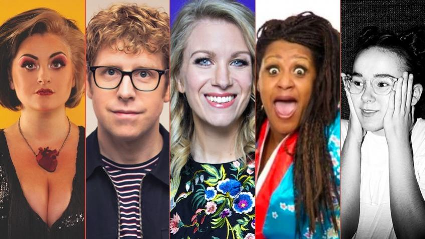 Comedy at The Covid Arms Saturday 20 June 2020