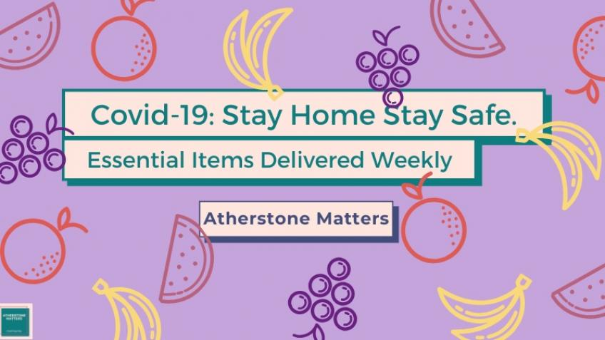 Atherstone Matters - Essential Items Delivery