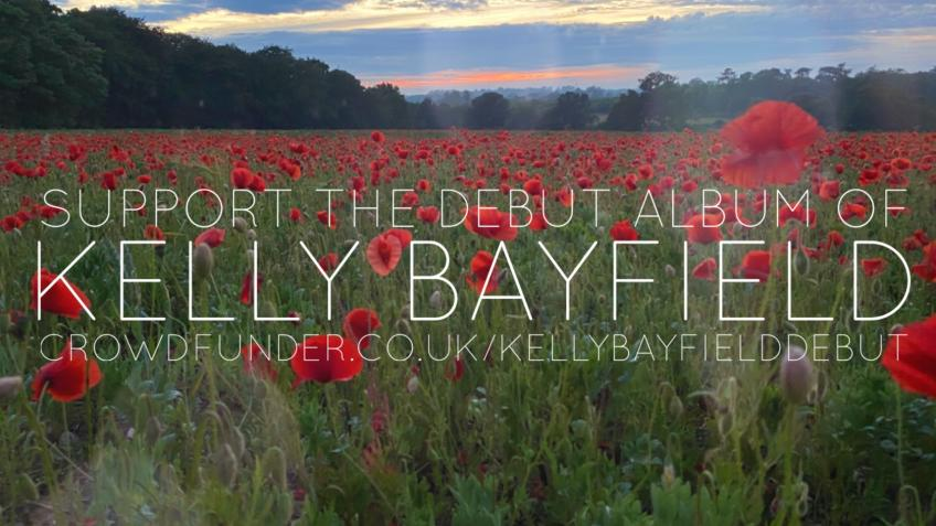 Support The Making of Kelly Bayfield's Debut Album