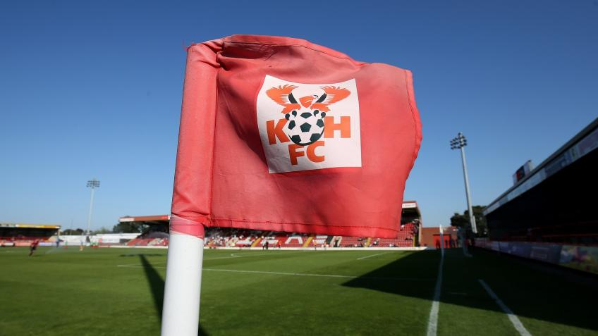 Kidderminster Harriers FC Boost The Budget