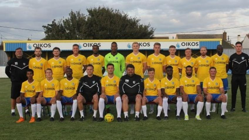 Canvey Island Football Club Ground Improvements