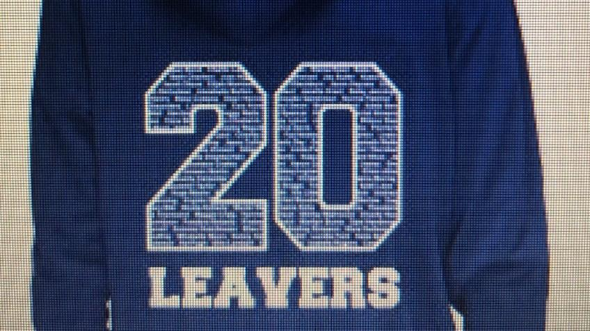 Year 6 Leavers' Hoodies