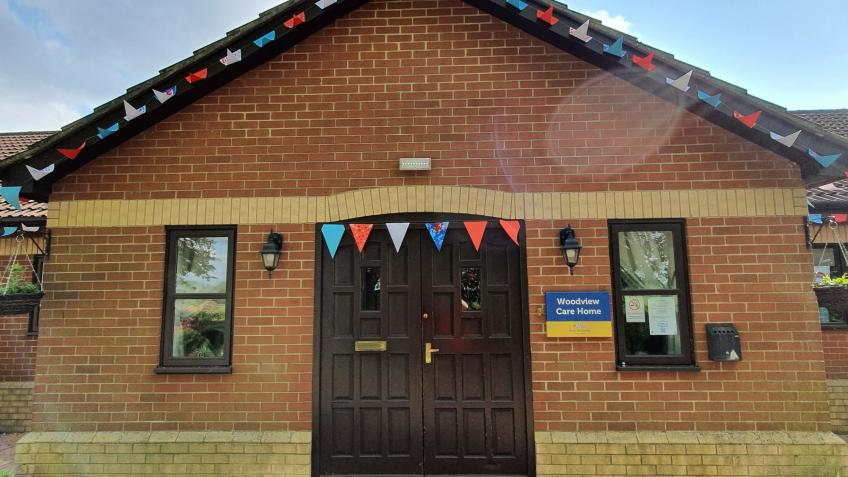 Woodview Care Home's Online Summer Fayre