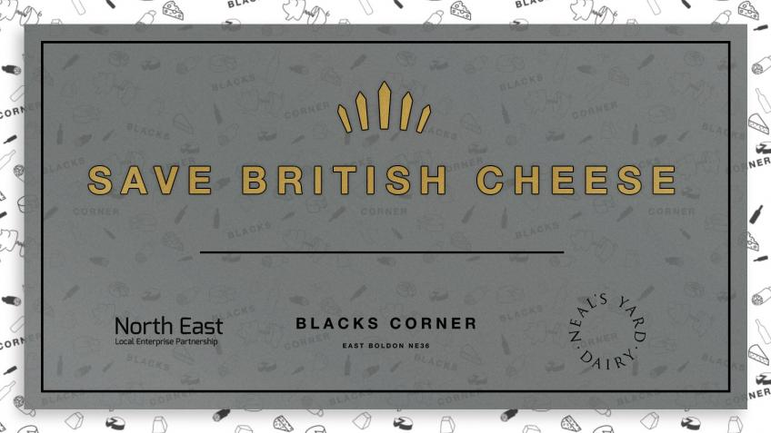 Save British Cheese