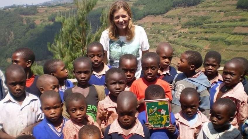 Uganda's Sunrise School for orphans and needy