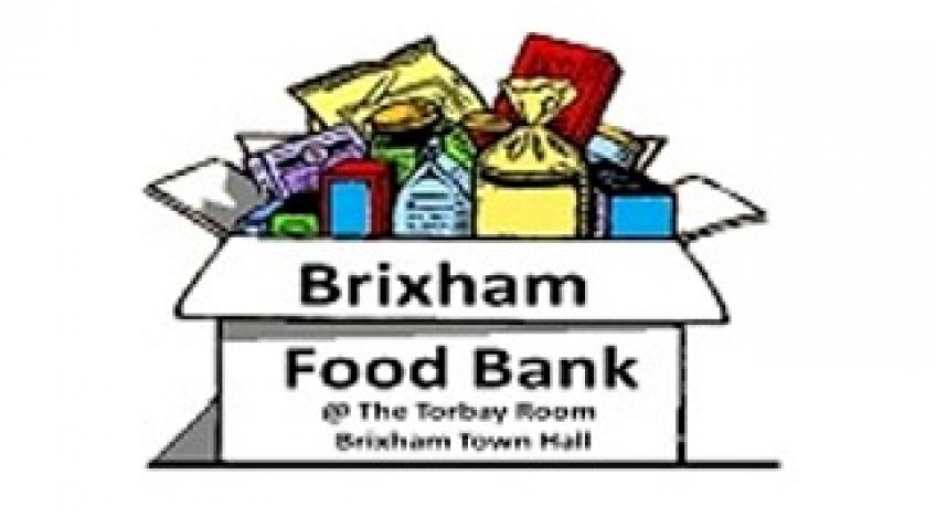 Brixham Food Bank during Covid19 and beyond