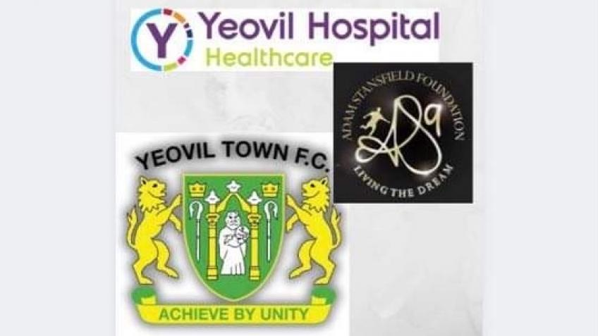 Raising money for YTFC, YDH and AS9 foundation