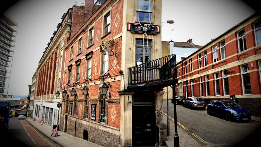 The Gryphon Bristol #SaveOurVenues