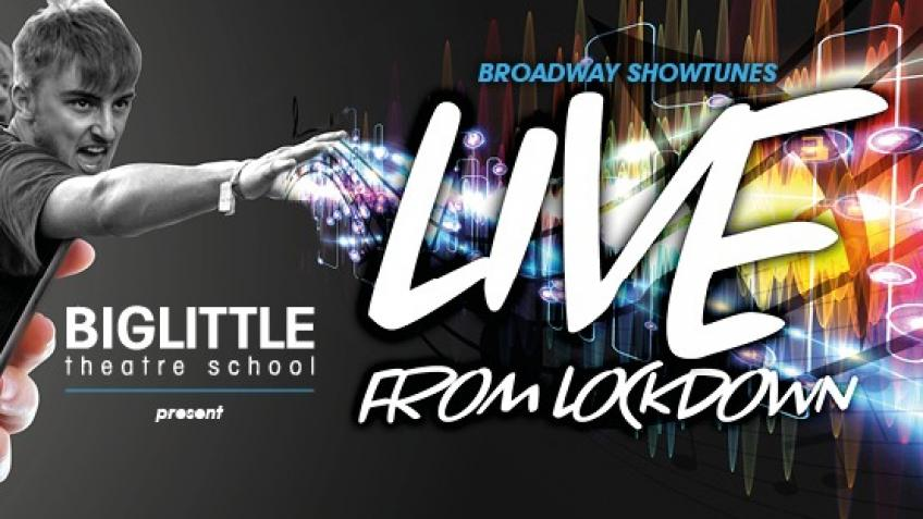Broadway Showtunes 'Live From Lockdown' July 2020