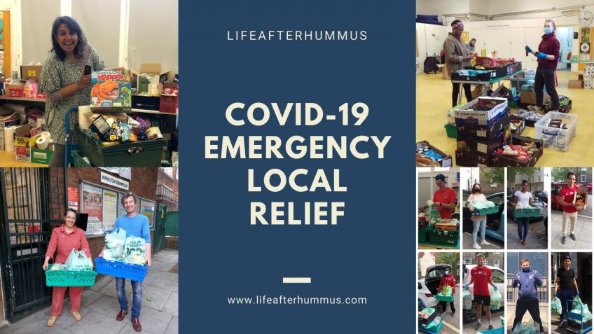 Lifeafterhummus COVID-19 Emergency Local Relief