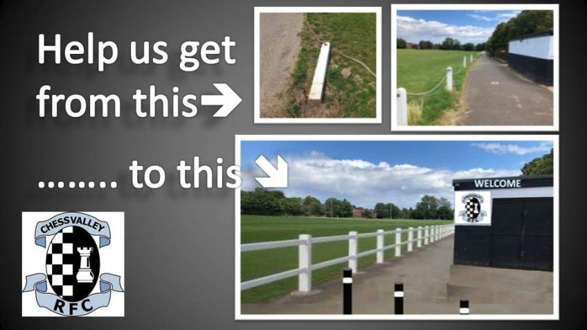 Replacement of the Pitch-side Barriers at CVRFC