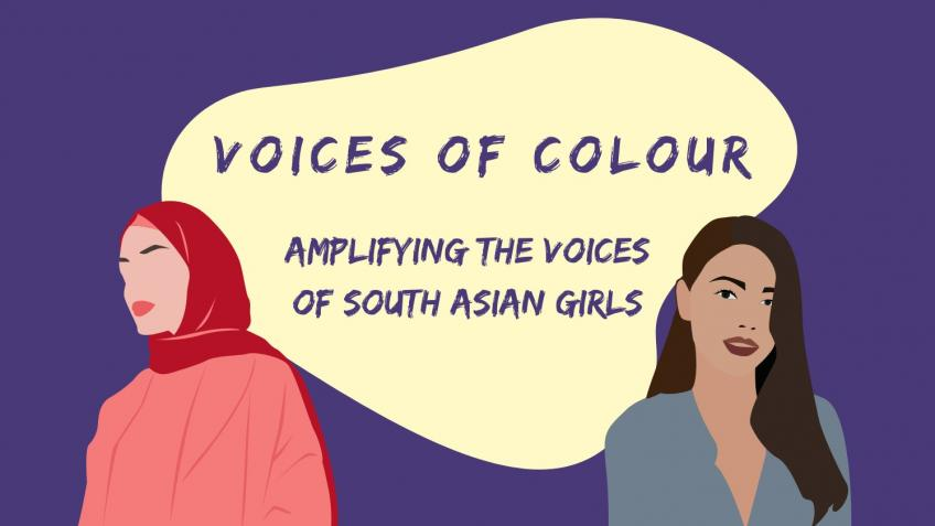 Voices of Colour - Shaping a Generation of Leaders