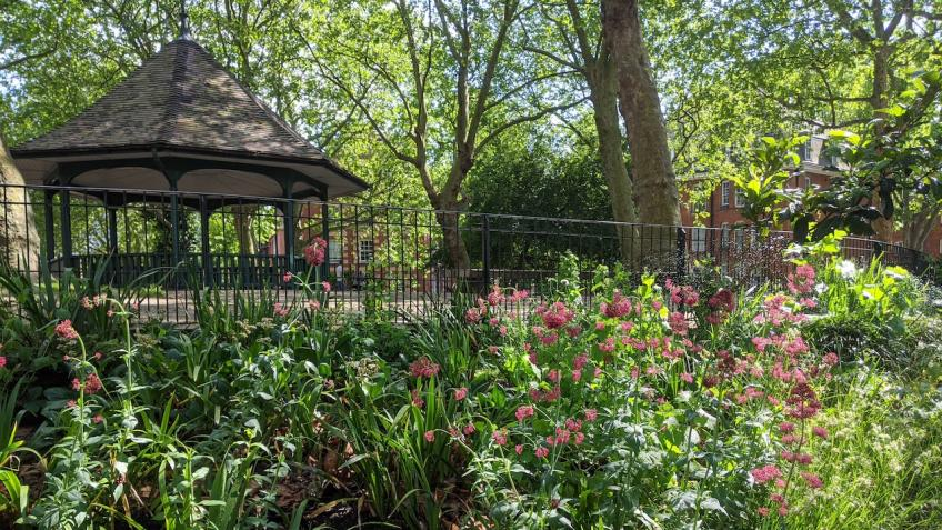 Protect the Gardens of Arnold Circus