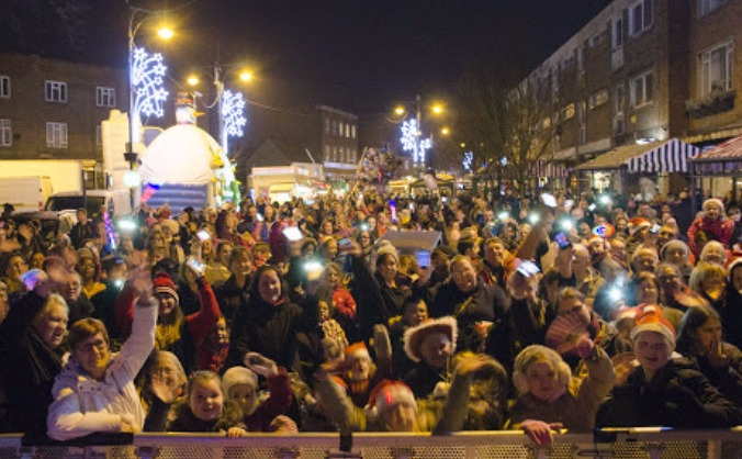 Light up wednesfield image