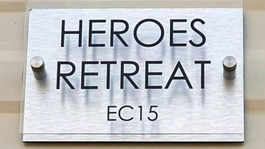 Heroes Retreat home from home for veterans