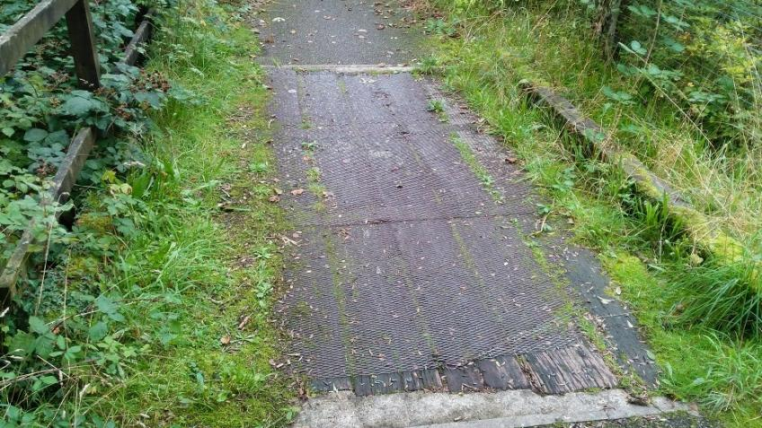 Garw Community Path improvement