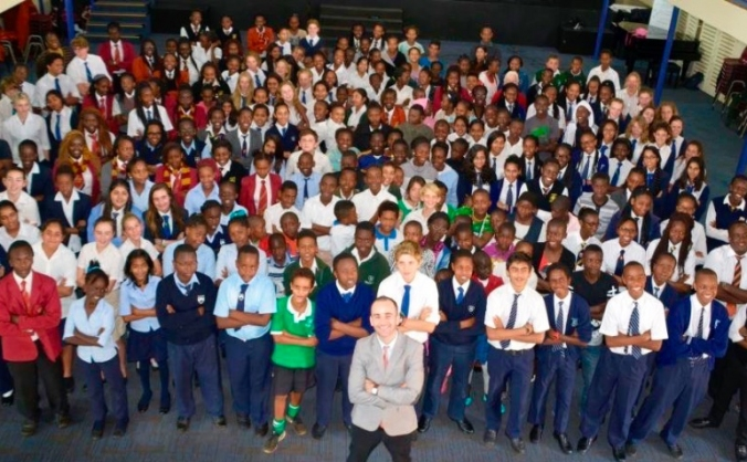 The national youth choir of kenya image