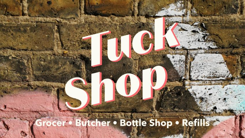 Tuck Shop: A sustainably-led Shop in Hackney Wick
