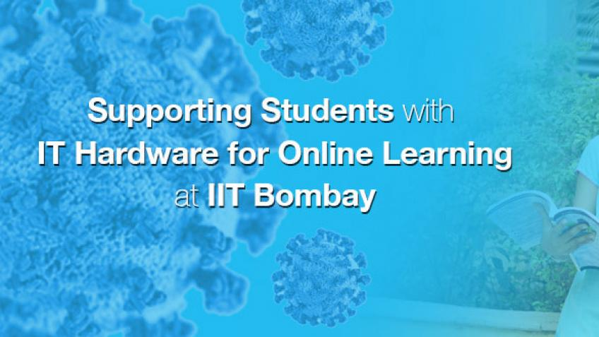 Getting Every IITB Student Online Fundraiser