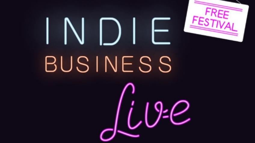 Indie Business Live - Fredericks Foundation