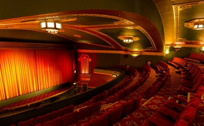 The regal cinema's fourth floor extension image