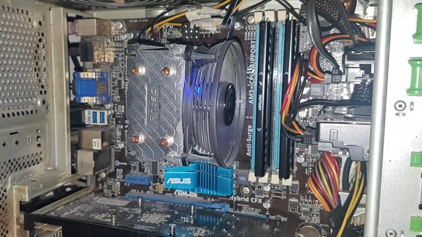 PC Upgrade/Rebuild