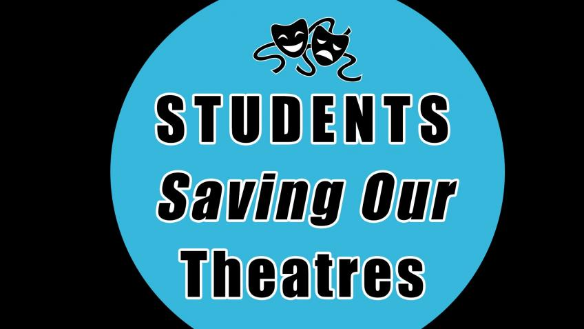 Students Saving Our Theatres x Hip Hop to Help