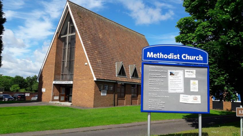 Help Brownhills Methodist Church