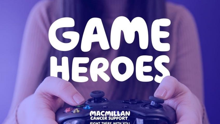 24 Hour Stream For McMillan Cancer