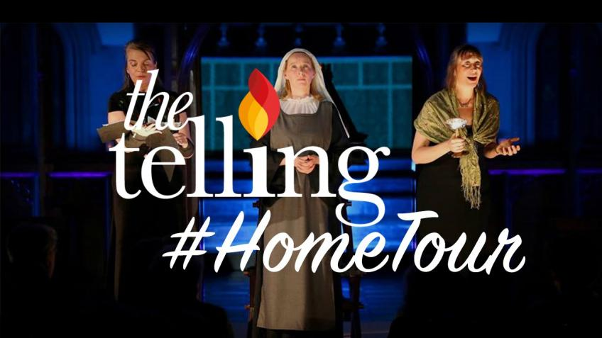The Telling #HomeTour: weekly concerts & events