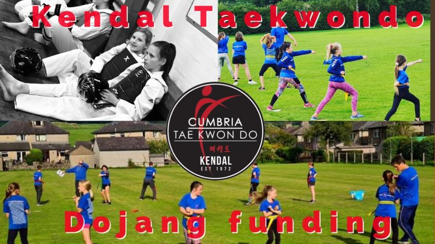 Cumbria Taekwondo Kendal, Dojang Fund, Training