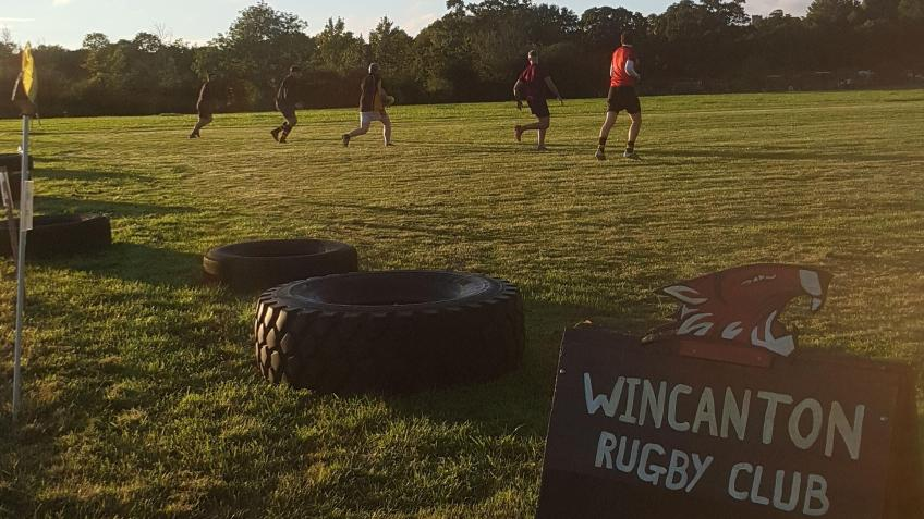 Wincanton Rugby project restart