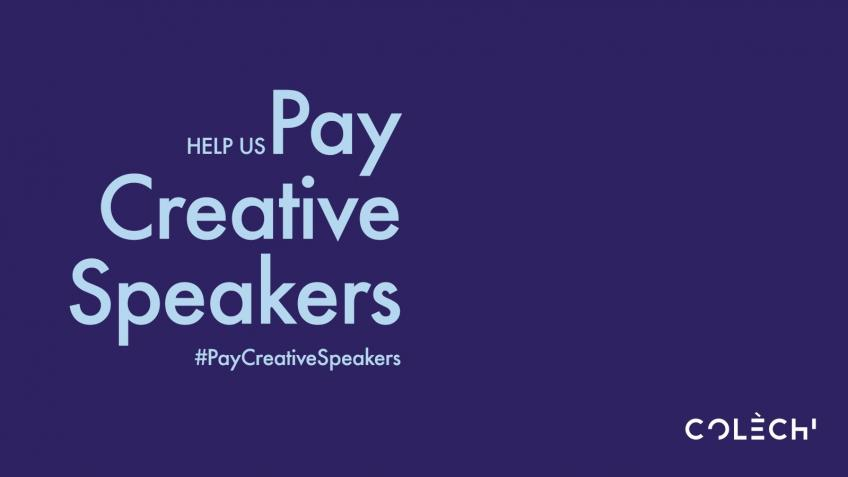 Colèchi #PayCreativeSpeakers