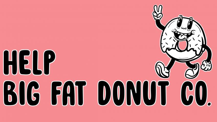 Help Big Fat Donut Co. Open Their Own Donut Shop