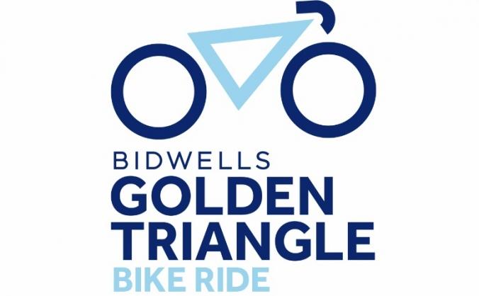 Bidwells golden triangle bike ride 2016 image