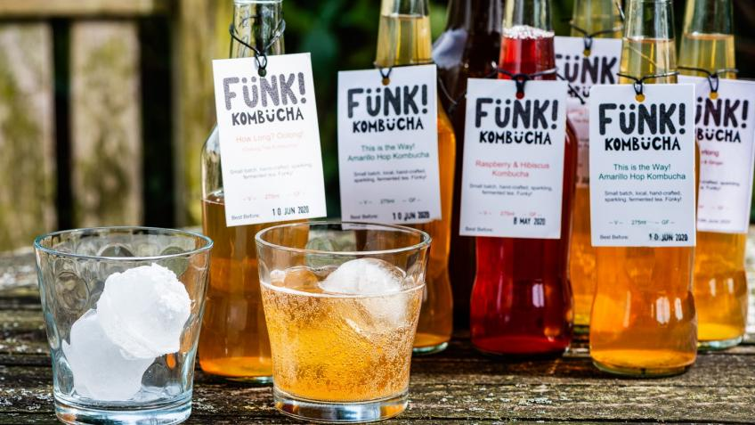 Fünk! Kombucha Brewery Expansion