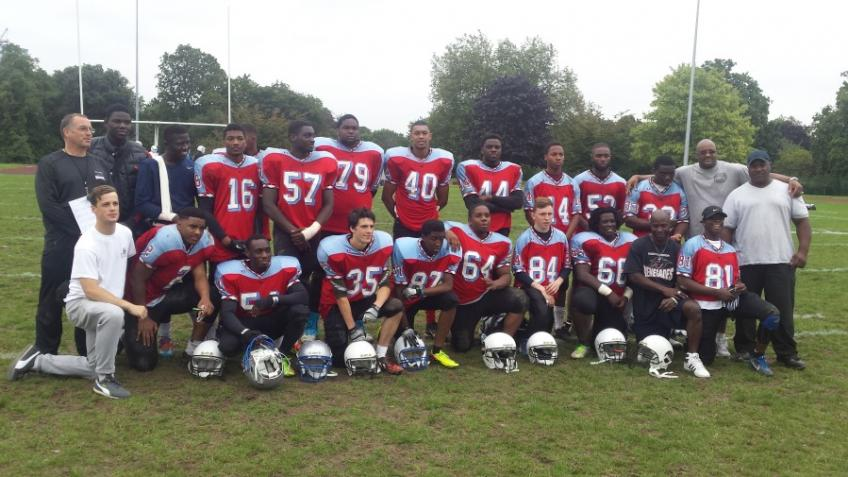 South London Renegades Youth Team 2021