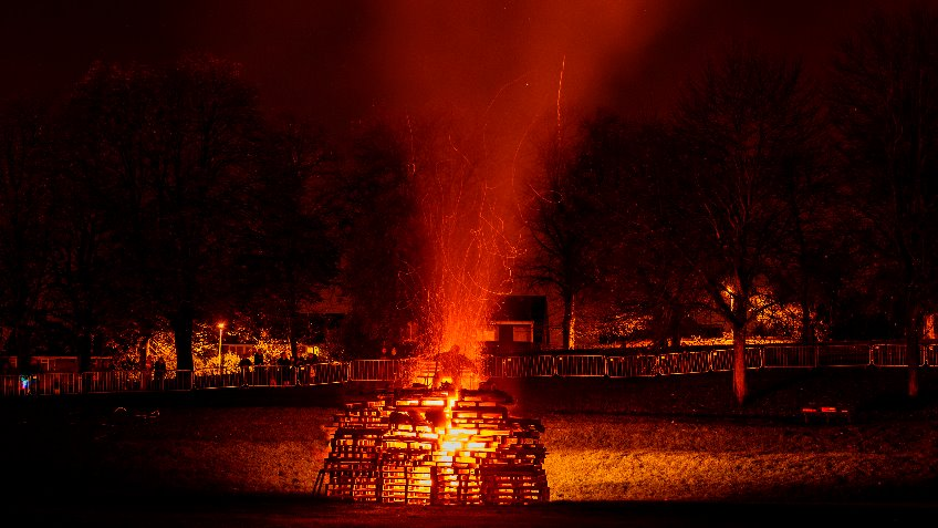 CPCA Annual Bonfire & Fireworks Event 2016