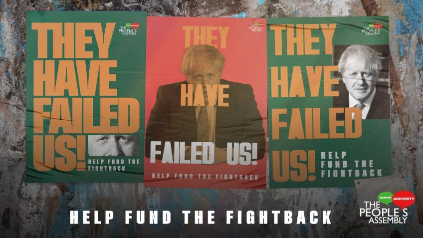 They Have have Failed Us: Join the Fightback