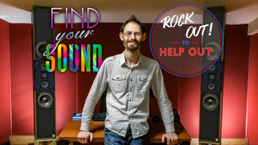 ROCK OUT TO HELP OUT! Recording Studio Discounts
