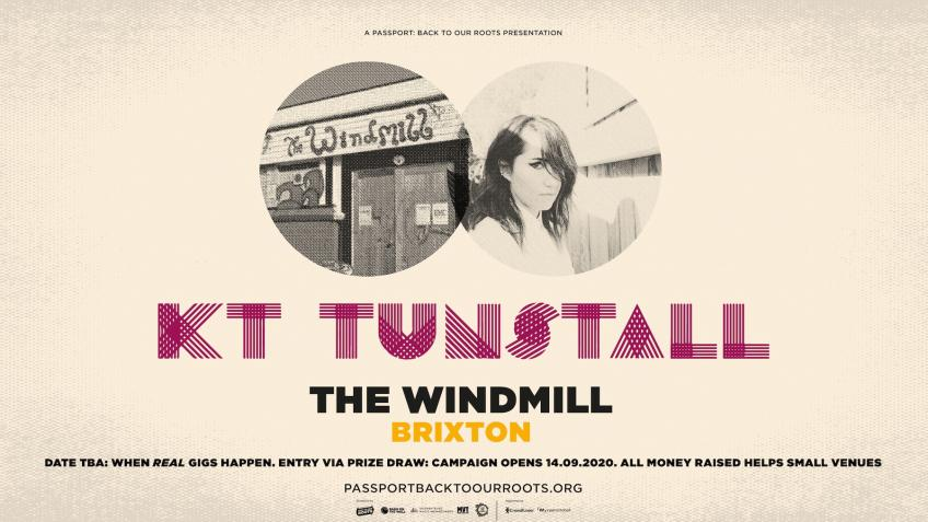 KT Tunstall at Windmill Brixton, London