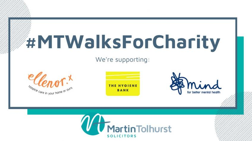 Laura West #MTWalksForCharity